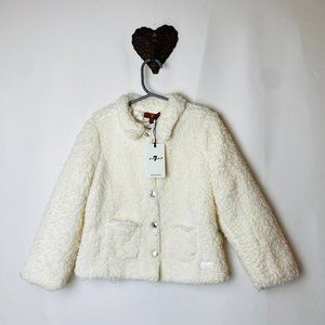 7 FOR ALL MANKIND - Faux Shearling Jacket